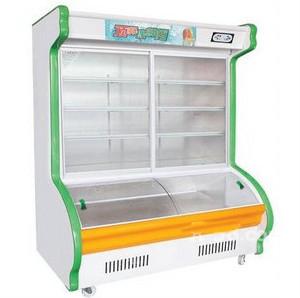 鲁冰牌1.8米点菜柜、冷藏柜、冰柜