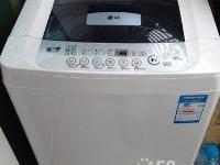 LG全自动6.0KG洗衣机,快要打五折甩了,超级新