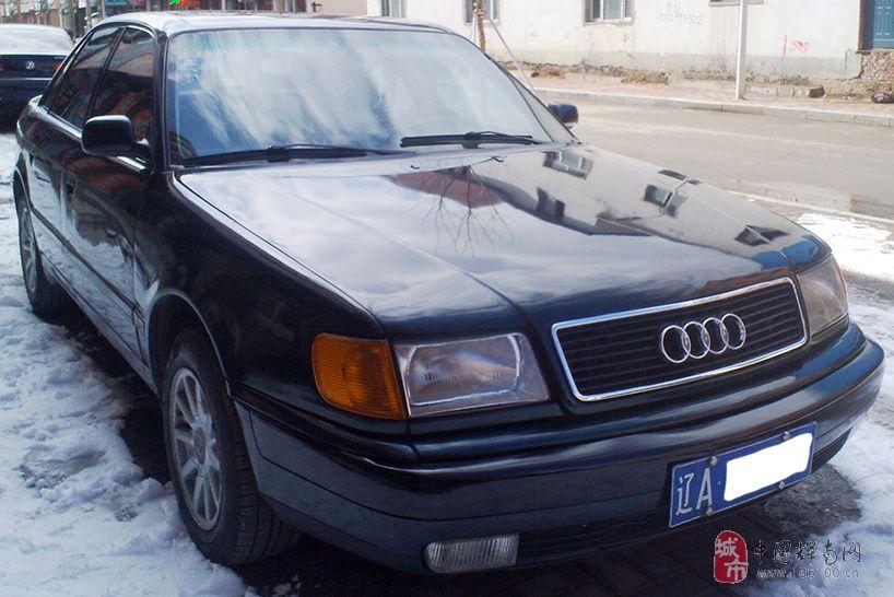 绝对板正的经典车(老奥迪A6)纯德国进口