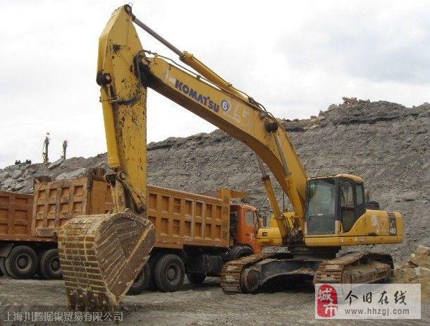 KOMATSU PC400-7挖掘机转让