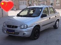 出售 别克赛欧 1.6L, 5档手动 2003年9