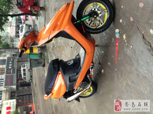 (转让)卖进口福喜摩托车