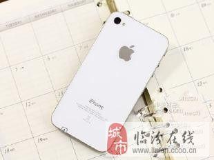正品国行16G白色iphone4