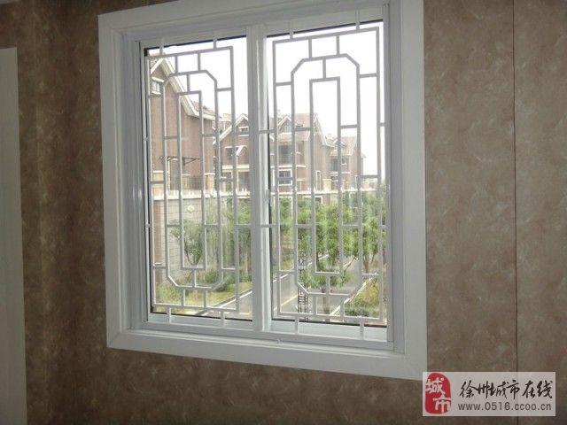 仿古防盗窗,内置防盗窗