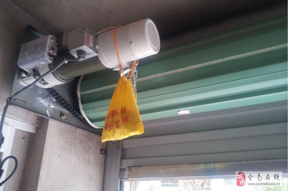 充电的卷帘门电机接线图