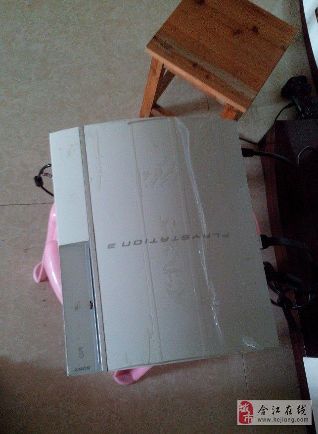 出售原装索尼PS39成新,白色的。