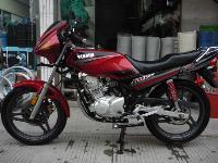 )红色 劲豹雅马哈 SRV-II 150