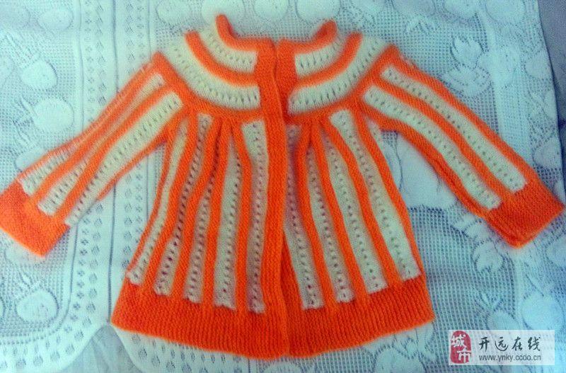 儿童手工毛衣编织图案内容儿童手工毛衣编织图案
