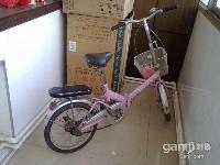 出售跑狼折叠自行车
