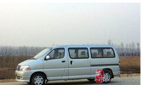 出售家用的9座顶配阁瑞斯商务车(蓝牌照)