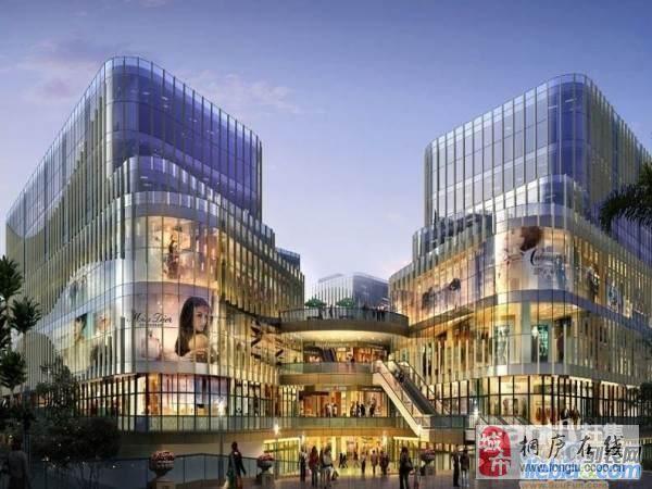 做全球高档商铺,做家居业典范,嘉兴环球国际中心