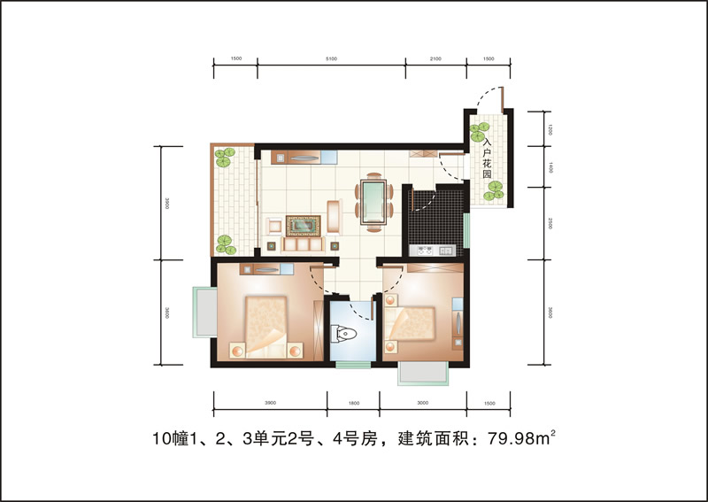 三层复式楼平面设计图展示