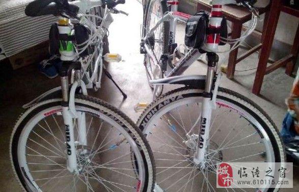 转让99新邦德山地自行车原价1500现在850元