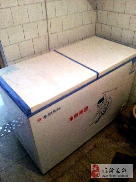个人卧式冰柜转让出售