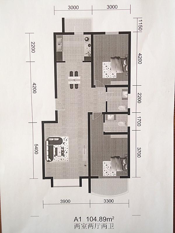 兴和园小区楼盘规划图 户型图 实景图 样板间-定兴之窗
