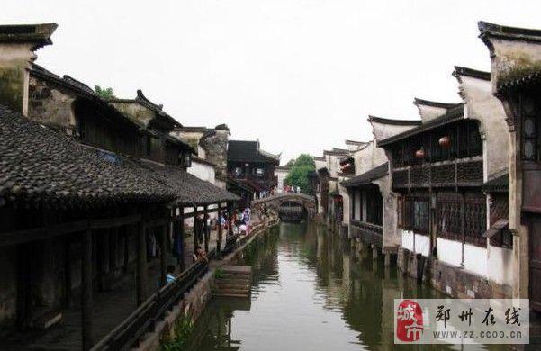 蘇州、杭州、上海、烏鎮三星雙臥5日游,特價980元