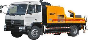 混凝土输出送泵出租
