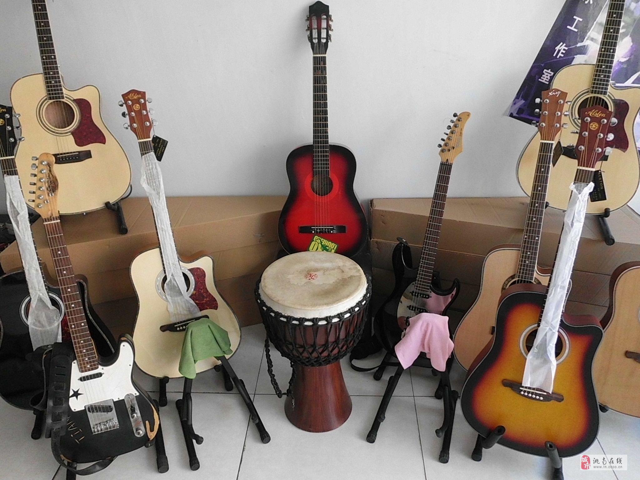 小野音樂工作室 招收電聲樂器學生