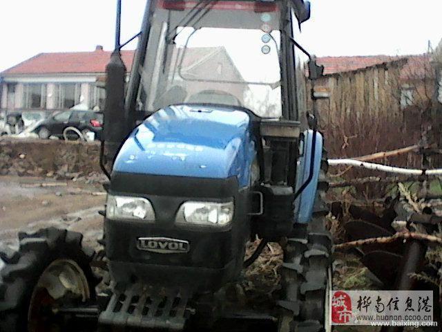 福田雷沃704拖拉机 新车 高清图片