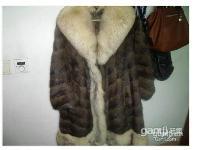 加拿大貂皮大衣