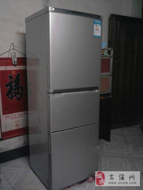 冰箱9成新转让