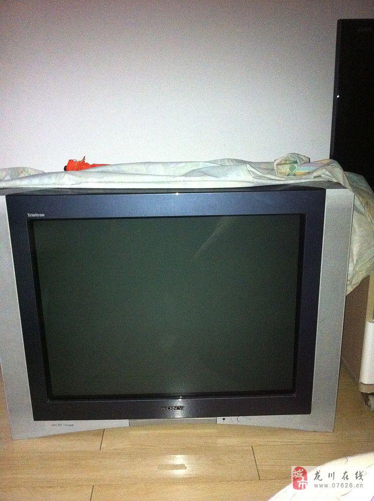 正牌SONY34寸纯平彩电-680元