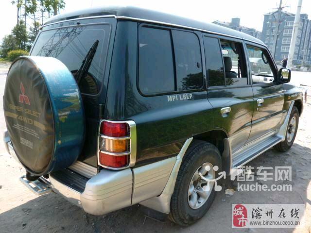 长丰猎豹CS6 2010款 汽油版