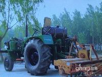 地老虎秸秆还田土地旋耕机。。。翻斗车