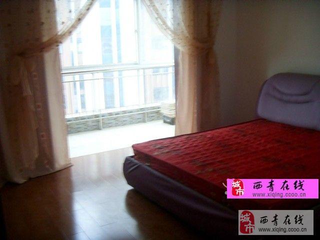 个人房源,大一室出租,卧室带卫生间,真实照片.