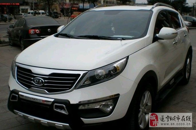2010年12月 起亚智跑 2.0L 2WD GL