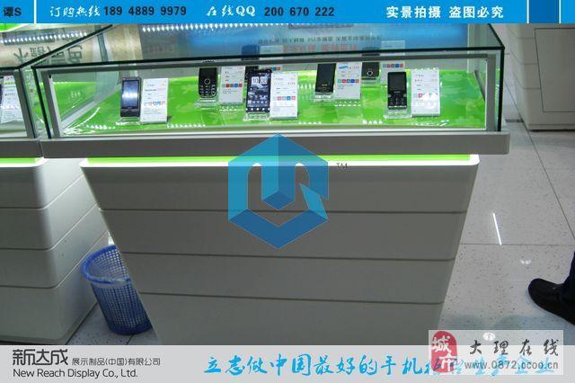 电信终端体验桌;南昌市营业厅柜台
