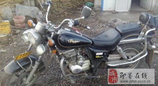 太子摩托车一辆2000转让