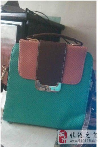 全新女式手提包,一种款式多种颜色!! - 50元