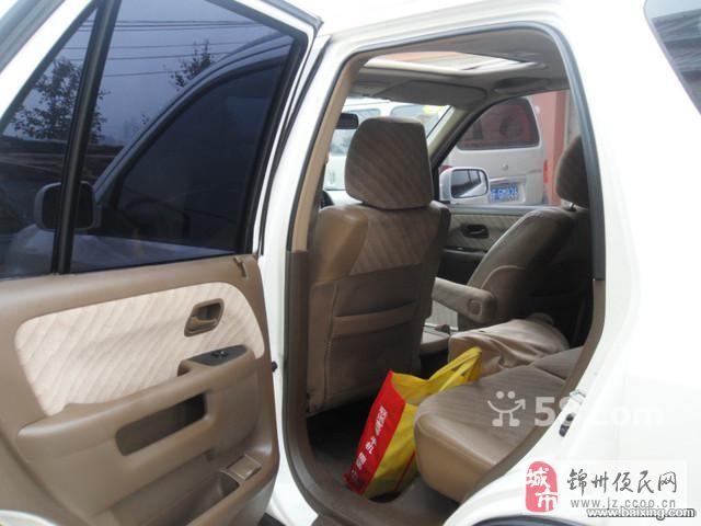 04年 本田CRV吉普 车好
