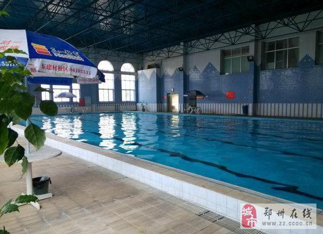 郑州儿童游泳培训