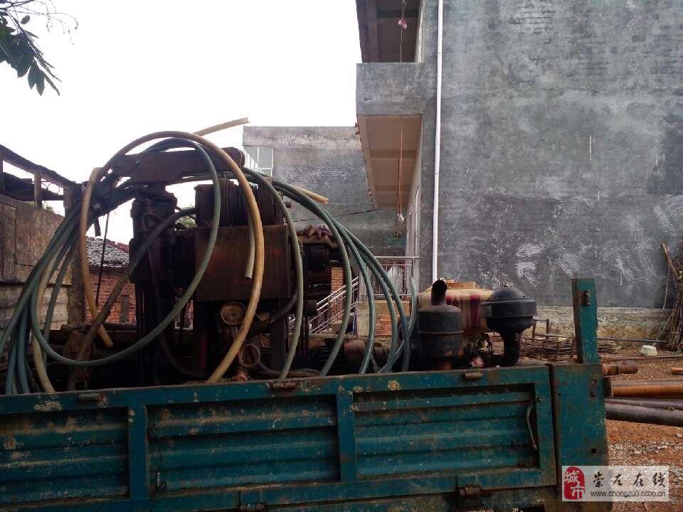 水井钻井机