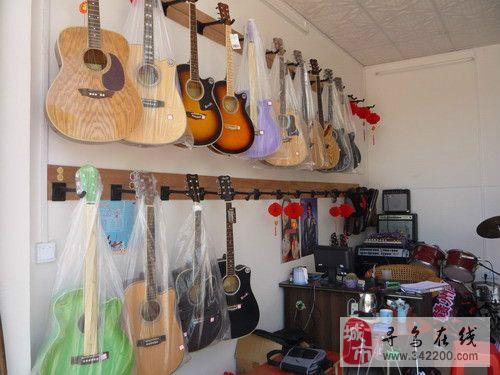 先锋琴行吉他培训