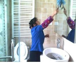 家庭開荒保潔,外墻涂料痕跡應如何處理
