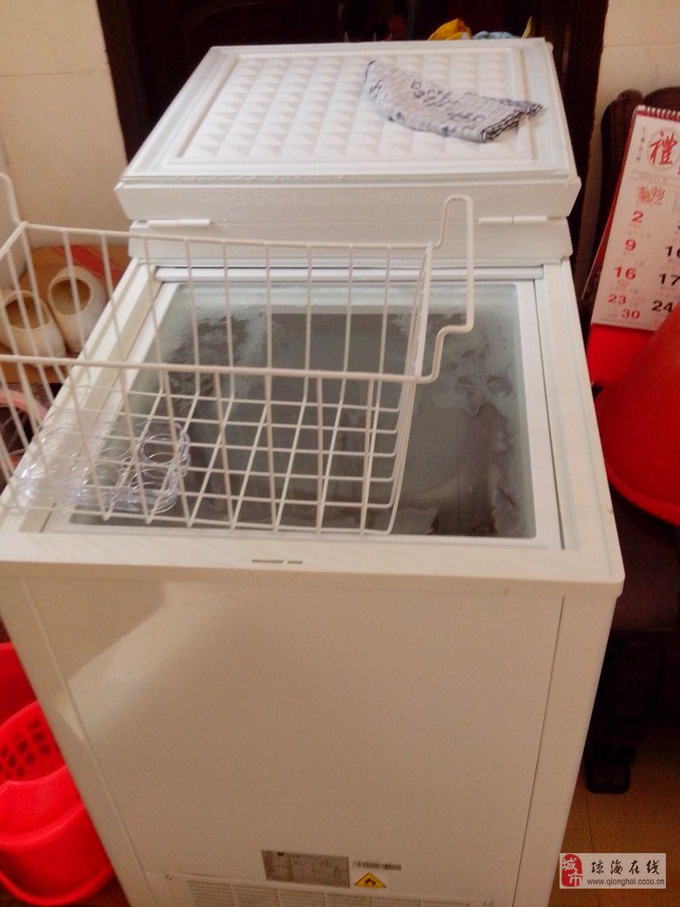 转让99新小天鹅冰柜