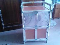 两层吕合茶水柜