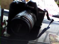 出售佳能EOS-1N带佳能28-135摄像头