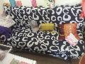 沙发床新买的