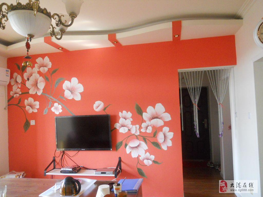 天津大港创意手绘墙画