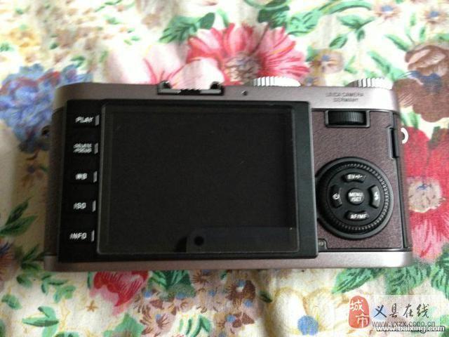 德国徕卡Leica 宝马X1限量版专业数码相机