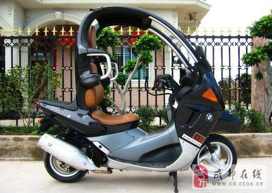 宝马C1-200摩托车
