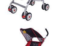 求购儿童手推车