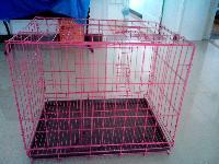 35元出售狗笼/猫笼/兔笼一个95成新只用过一次