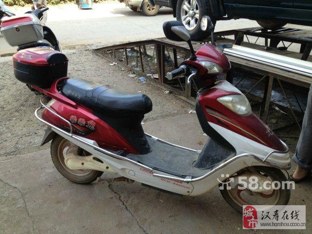(转让)汉寿550卖辆乖乖兔电动车