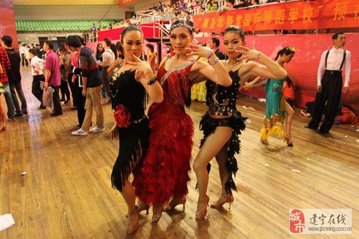 海英專業體育舞蹈招生培訓