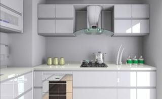 【装修专辑】小户型装修 家庭厨房装修必看